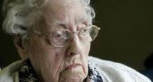 ผู้หญิงอายุมากที่สุดในโลกเสียชีวิตแล้ว
