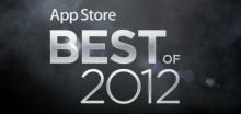 Apple ประกาศผล สุดยอดแอพแห่งปี 2012