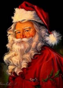 ซันตาคลอส บิดาแห่งวันคริสต์มาส