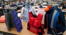 บริษัทโคลอมเบียผลิตเสื้อเกราะสำหรับเด็ก