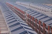 จีนผุดหมู่บ้านให้ประชาชน