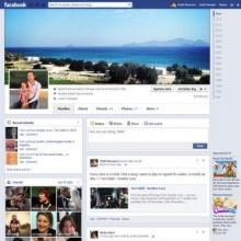 มาอีกแล้ว ! Facebook Timeline แบบใหม่ (ล่าสุด) คอลัมน์เดียวทางขวา