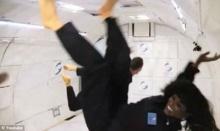 ฮือฮา ดาราหญิงหนังโป๊ซ้อมตะลุยอวกาศ สร้างประวัติศาสตร์รายแรกวงการ