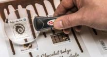 เบลเยียมเผยแสตมป์กลิ่นรสช็อกโกแลต