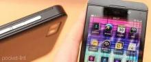 ราคา BlackBerry Z10 ในประเทศไทย เปิดตัวที่ 20,900 บาท