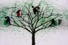 จีน รณรงค์ปลูกต้นไม้ไปทั่วโลก
