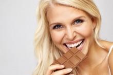ช็อกโกแลต สูตรใหม่…ไม่อ้วน!