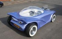 สร้างสรรค์รถยนต์สวยเป็นมิตรสิ่งแวดล้อมจากเศษขยะ