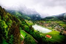 เมืองเอนเกลเบิร์ก เมืองอัลไพน์รีสอร์ทแห่งสวิตเซอร์แลนด์