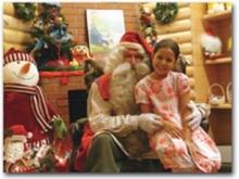 ซานต้าเปิดใจ ของขวัญที่อยากได้