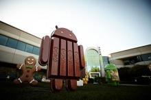 Android 4.4 โค้ดเนม KitKat