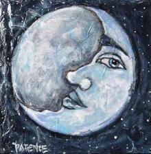 ความเชื่อ ดวงจันทร์ ความรู้สึก.