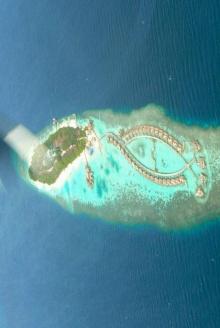 เกาะสุดแปลก กับรูปทรงที่น่าอัศจรรย์