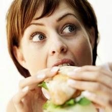 การอดนอน ทำให้ สมอง คาดหวังอาหารแรงขึ้น
