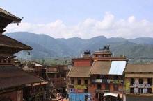 เมืองเก่าพันปี กาฐมาณฑุ ประเทศเนปาล
