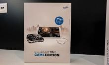 Samsung เตรียมปล่อย Galaxy Tab 3 Game Edition ขายเหมารวมจอย GamePad