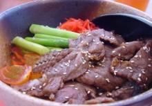 ข้าวหน้าเนื้อญี่ปุ่น