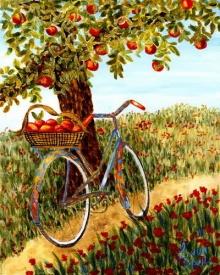 ต้นแอปเปิ้ล กับ เด็กน้อย