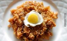 ไอเดียสุดเจ๋ง !! ไข่ไก่ 1 ใบ ทอดไข่ดาวได้ 7 ฟอง