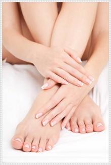 8 วิธีง่ายๆ ดูแล สุขภาพเท้า ในช่วงหน้าฝน