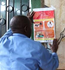 ผู้เชี่ยวชาญแนะวิธีป้องกัน อีโบลา