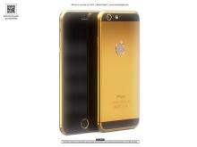 รอเปิดตัว iPhone6 ไม่ไหว ลองดูคอนเซปต์สุดอลังการกับ iPhone6 สีทอง!