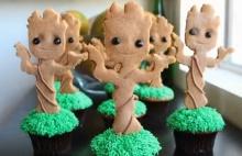 Groot Cupcakes สุดน่ารักน่าหม่ำ!!
