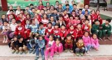อึ้ง!! โรงเรียนประถมจีนมีเด็กฝาแฝดถึง 32 คู่ด้วยกัน