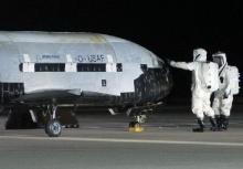 สหรัฐอุบเงียบ ส่งเครื่องบินลับท่องอวกาศเกือบ 2 ปี