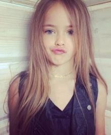 นางฟ้าตัวจริง!! หนูน้อยรัสเซีย…ผู้ครองฉายา 'เด็กหญิงที่สวยที่สุดในโลก'