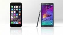 ชัดๆ ทุกรายละเอียด Samsung Galaxy Note 4  กับ iphone 6 Plus รุ่นไหนเจ๋งกว่า!!!