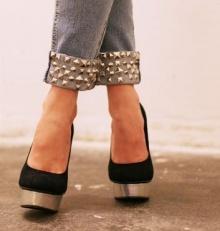 6 STEP เพิ่มระดับกางเกงยีนส์ให้สวยชิค เท่กว่าเดิม!