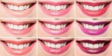 ทาปุ๊บ ขาวปั๊บ! วิธีเลือกเฉดสีลิปสติก ที่ช่วยทำให้ฟัน ข๊าว ขาว!