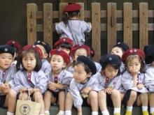 เด็กญี่ปุ่นกับคำพูดไร้เดียงสา