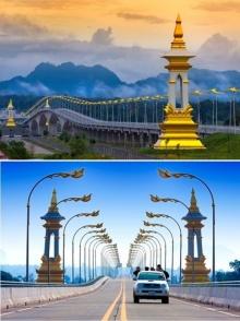 อัศจรรย์! 7 สุดยอดสะพาน Unseen ของเมืองไทย ไม่แพ้ชาติใดในโลก