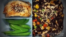 อาหารคลีนเมนูข้าวกล่องทำง่ายๆเพื่อสุขภาพ