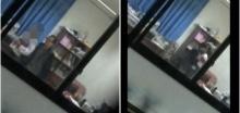 ชั่วสุด! ครูมัธยม จูบกอด นักเรียนสาว กลางห้อง โดนคลิปแฉทั่วแผ่นดิน