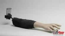 ไม้เซลฟี่แขนเทียม ไอเดียสุดแปลก!!
