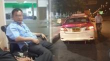 จับได้แล้ว! แท็กซี่หัวใส ปล่อยผู้โดยสารกลางทาง และนี่คือค่าปรับของเขา เข็ดไปอีกนาน