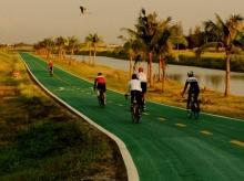ทำเลที่ลงตัวสุด ๆ สำหรับนักปั่นจักรยาน