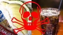เรื่องควรรู้!...อาหาร 22 ชนิด ที่ห้ามกินคู่กัน..เพราะอาจเป็นอันตรายได้!!