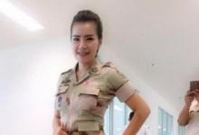 จัดว่าเด็ด!!ปลัดอำเภอสาวสวย ขึ้นแท่นสาวในเครื่องแบบสุดแจ่มประเทศไทย