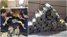 ความพยายามเป็นเลิศ!! หนุ่มจีนเก็บเงินเหรียญกว่า 150 กก. ขอสาวแต่งงาน