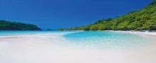ล่องจังหวัดกระบี่ เที่ยวชมน้ำทะเลสวยๆที่ เกาะรอก