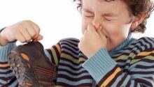 5 วิธีบอกลากลิ่นอับในรองเท้า