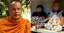 พระพยอม เตือนคนไทยพิจารณาเหตุผล เลี้ยงตุ๊กตาลูกเทพ