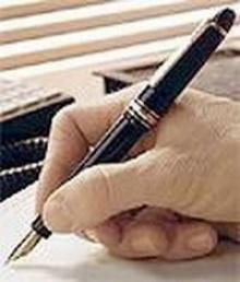 กำเนิดปากกา