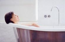 อาบน้ำให้ถูกวิธี ผิวพรรณ ก็เปล่งปลั่ง