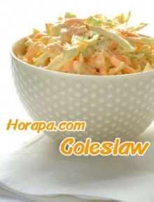 KFC Style Coleslaw