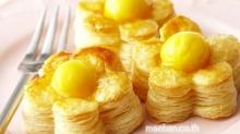 Mango Puff Pastry